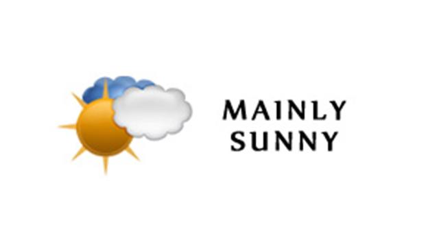 WeatherMainlySunny