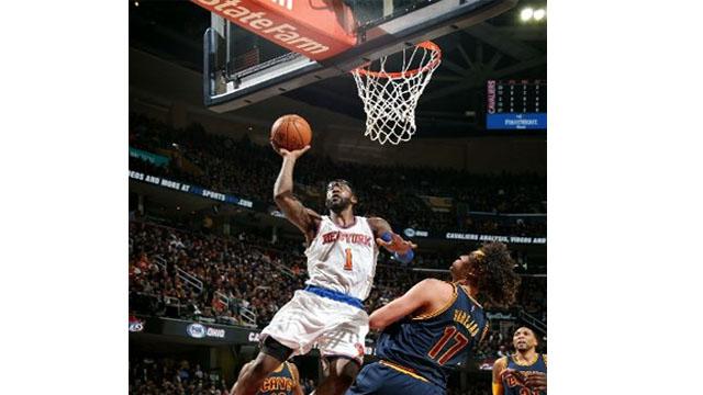 NBAKnicksVsCavaliers-301014