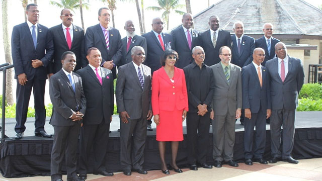 CARICOM leaders have a packed agenda