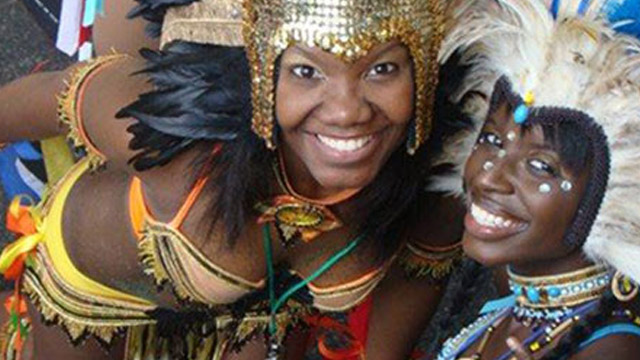 Revellers at last year's New York Caribbean Carnival Week
