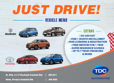 TDC Automotive Just Drive Promotion