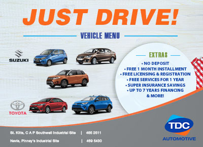 TDC Automotive Just Drive Promotion