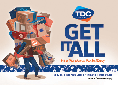 TDC Hire Purcahse Get It All Promotion