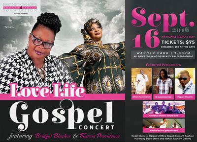 Love Life Gospel Concert