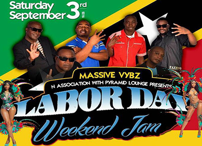 Labor Day Weekend Jam 2016