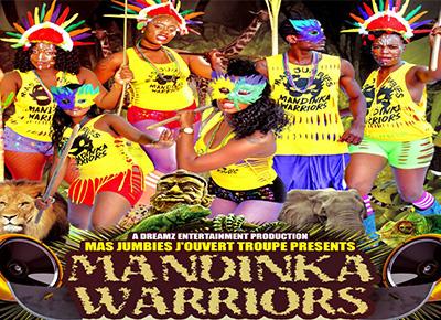 Manoinka Warriors 2016