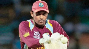 West Indies captain Denesh Ramdin