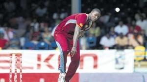 West Indies Skipper, Jason Holder