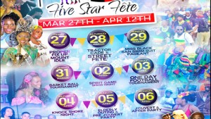 Black San' Bang a Lang - Calendar of Events