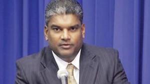Trinidad's Attorney General Anand Ramlogan