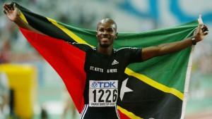 St Kitts & Nevis International sprinter Kim Collins said he could retire at the end of the 2016 season.