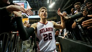 Kyle Korver will join teammates Paul Millsap, Al Horford and Jeff Teague in the All-Star game.