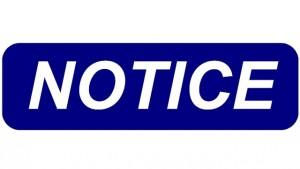 Notice-1