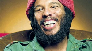 Grammy winner Ziggy Marley