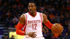 Dwight Howard has missed the past 23 games with a knee injury.