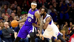 DeMarcus Cousins averaged 24.1 points and 12.7 rebounds per game this past season.