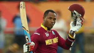 Experienced right-hander Marlon Samuels failed to reach double figures for the second straight game.