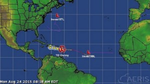 Tropical Storm Danny-1