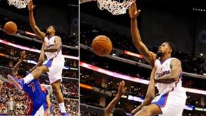 Los Angeles Clipper Centre and dunk-specialist DeAndre Jordan has axed his representatives.