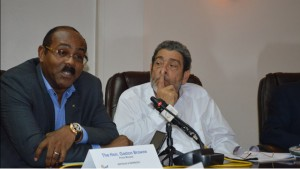 Gaston Browne+Ralph Gonsalves-1