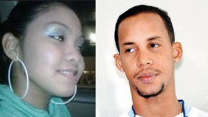 LENDL SIMMONS (RIGHT) WAS FOUND TO HAVE BREACHED THE CONFIDENTIALITY OF THE RELATIONSHIP WITH THERESE HO (LEFT).