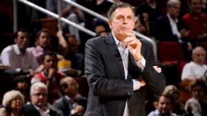 """""""A muddy game,"""" Rockets coach Kevin McHale said. """"We stayed in the mud and they made some shots in the third quarter and they ran us out."""""""