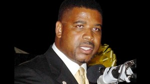 MISICK... former Turks and Caicos Islands premier