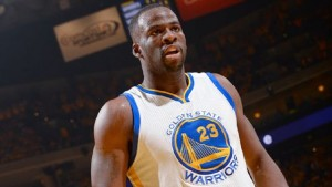 """It's kind of at a point now where you're ready for the regular season to be over,"" Draymond Green said."