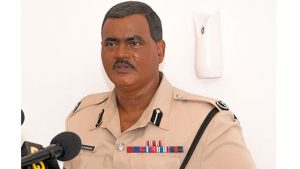 Acting Commissioner of Police David Ramnarine