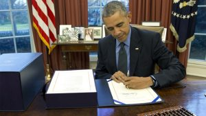 OBAMA IS EXPECTED TO SIGN INTO LAW LEGISLATION AIMED AT BOLSTERING US/CARIBBEAN RELATIONS ON A RANGE OF CRITICAL ISSUES