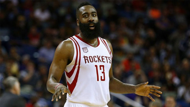 5d09f347409 Chippy Game 4 belongs to James Harden as Rockets even series with Warriors