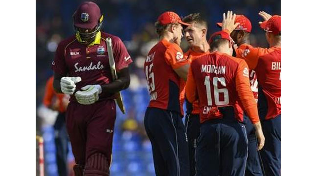 e3347331767fc4 England beat hapless Windies to sweep T20 series 3-0