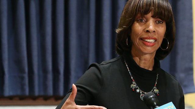 Image result for FBI raids home and offices of Baltimore Democrat Mayor Catherine Pugh